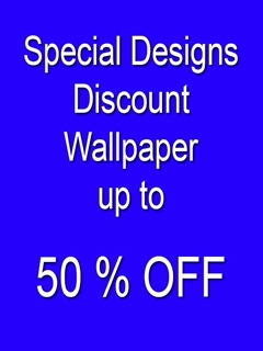 Discount Wallpaper