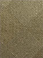 Abaca with Metallic Foil Grasscloth Wallpaper