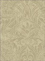 Damask Wallpaper CS40908 by Seabrook Platinum Series Wallpaper for sale at Wallpapers To Go