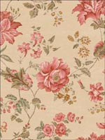 Floral Trail Wallpaper DK70305 by Seabrook Wallpaper for sale at Wallpapers To Go