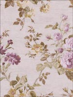 Floral Trail Roses Wallpaper DK70709 by Seabrook Wallpaper for sale at Wallpapers To Go