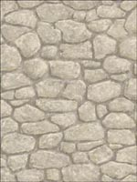 Grey Boundary Stone Wallpaper BBC49437 by Chesapeake Wallpaper for sale at Wallpapers To Go