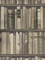 Library Stone Wallpaper AMW1004211 by Andrew Martin Wallpaper for sale at Wallpapers To Go