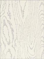 Faux Bois Silver Moon Wallpaper 5007401 by Schumacher Wallpaper for sale at Wallpapers To Go
