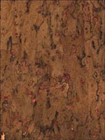 Textured Wood Grain Cork Wallpaper NL443 by Astek Wallpaper for sale at Wallpapers To Go