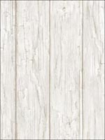 Weathered Wood Paneling Wallpaper 7806 by Sancar Wallpaper for sale at Wallpapers To Go