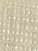 Tai Xi Cream Grasscloth Wallpaper 269354774 by Kenneth James Wallpaper for sale at Wallpapers To Go