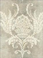 Damask Striped Wallpaper  ON40408 by Collins and Company Wallpaper for sale at Wallpapers To Go