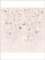 Butterfly Folly Mural JB61500M by Jaima Brown Home Wallpaper for sale at Wallpapers To Go