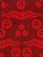 Ragged Sultan Ruby Multipurpose Fabric GWF340898 by Groundworks Fabrics for sale at Wallpapers To Go