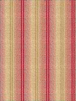 Stripes Cerise Multipurpose Fabric GWF35097 by Groundworks Fabrics for sale at Wallpapers To Go