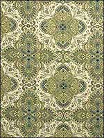 Italian Paisley Green Multipurpose Fabric 200715830 by Lee Jofa Fabrics for sale at Wallpapers To Go