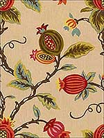 Mandovi Pumpkin Multipurpose Fabric 2012133127 by Lee Jofa Fabrics for sale at Wallpapers To Go