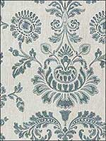 Camberly Dusk Blue Upholstery Fabric 2013118515 by Lee Jofa Fabrics for sale at Wallpapers To Go