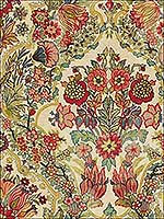 Tetbury Multi Multipurpose Fabric 2013134735 by Lee Jofa Fabrics for sale at Wallpapers To Go