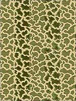 Timbuktu Velvet Leaf Upholstery Fabric 20151203 by Lee Jofa Fabrics for sale at Wallpapers To Go