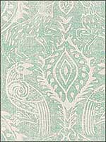 Beasties Aqua Multipurpose Fabric BFC351213 by Lee Jofa Fabrics for sale at Wallpapers To Go