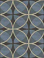 Clockwork Sapphire Upholstery Fabric 315265 by Kravet Fabrics for sale at Wallpapers To Go