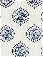 Kasara Indigo Multipurpose Fabric KASARA50 by Kravet Fabrics for sale at Wallpapers To Go