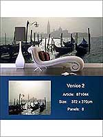 Venice 2 8 Panel Mural 871044 by Sancar Wallpaper for sale at Wallpapers To Go