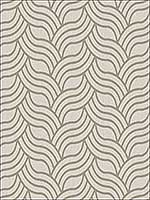 Interlocking Geo Wallpaper Y6201503 by York Designer Series Wallpaper for sale at Wallpapers To Go