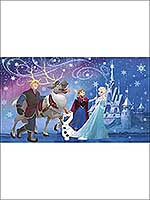 Disney Frozen Magic XL 7 Panel Mural JL1392M by York Wallpaper for sale at Wallpapers To Go