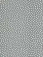 Raindots Fog Wallpaper 5007501 by Schumacher Wallpaper for sale at Wallpapers To Go