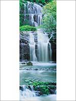 Pura Kaunui Falls 2 Panel Wall Mural 21256 by Brewster Wallpaper for sale at Wallpapers To Go