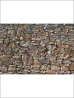 Stone Wall 8 Panel Wall Mural 8727 by Brewster Wallpaper for sale at Wallpapers To Go