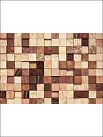 Lumbercheck 8 Panel Wall Mural 8978 by Brewster Wallpaper for sale at Wallpapers To Go