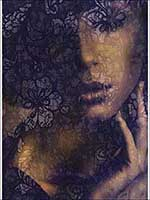 Lace 2 Panel Wall Mural XXL2012 by Brewster Wallpaper for sale at Wallpapers To Go