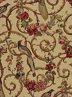 Madrigal Document Fabric 1124012 by Schumacher Fabrics for sale at Wallpapers To Go
