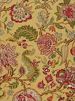 Chalfont Sunflower Fabric 172742 by Schumacher Fabrics for sale at Wallpapers To Go