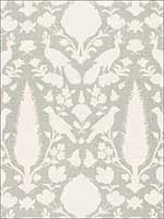 Chenonceau Aquamarine Fabric 173562 by Schumacher Fabrics for sale at Wallpapers To Go