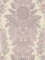 Lace Orchid Fabric 2643832 by Schumacher Fabrics for sale at Wallpapers To Go
