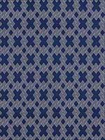 Hix Navy Fabric 70142 by Schumacher Fabrics for sale at Wallpapers To Go