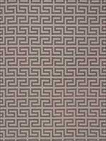 A Maze Embroidery Stone Fabric 70232 by Schumacher Fabrics for sale at Wallpapers To Go