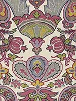 Mataura Linen Print Tapestry Fabric 175082 by Schumacher Fabrics for sale at Wallpapers To Go