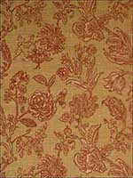 Mondeville Red Fabric 565406 by Vervain Fabrics for sale at Wallpapers To Go
