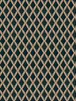 Dendera Malachite Fabric 4532402 by Stroheim Fabrics for sale at Wallpapers To Go