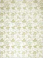 Pinyin Vine Spearmint Fabric 6330201 by Stroheim Fabrics for sale at Wallpapers To Go