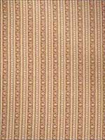 Bhakti Stripe Mediterranean Spice Fabric 666604 by Stroheim Fabrics for sale at Wallpapers To Go