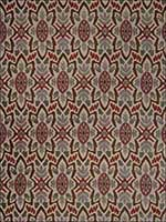 Gaucho Mediterranean Spice Fabric 667902 by Stroheim Fabrics for sale at Wallpapers To Go