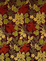 Festive Floral Carnival Fabric 8406603 by S Harris Fabrics for sale at Wallpapers To Go