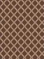 Daimler Mocha Fabric 3553105 by Fabricut Fabrics for sale at Wallpapers To Go