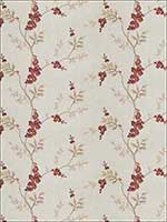 Brookdale Garnet Fabric 4673205 by Fabricut Fabrics for sale at Wallpapers To Go