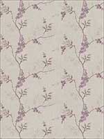 Brookdale Lilac Fabric 4673206 by Fabricut Fabrics for sale at Wallpapers To Go