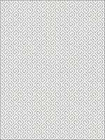 Sete Grey Greek Key Wallpaper 274424102 by A Street Prints Wallpaper for sale at Wallpapers To Go