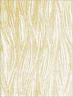 Currents Paper Gold Ivory Wallpaper GWP330541 by Grundworks Wallpaper for sale at Wallpapers To Go
