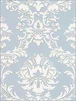 Damask Wallpaper SD25646 by Norwall Wallpaper for sale at Wallpapers To Go